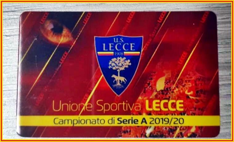 Us Lecce Calendario.Abbonati Crolla Il Muro Dei 15 000 Leccezionale Salento