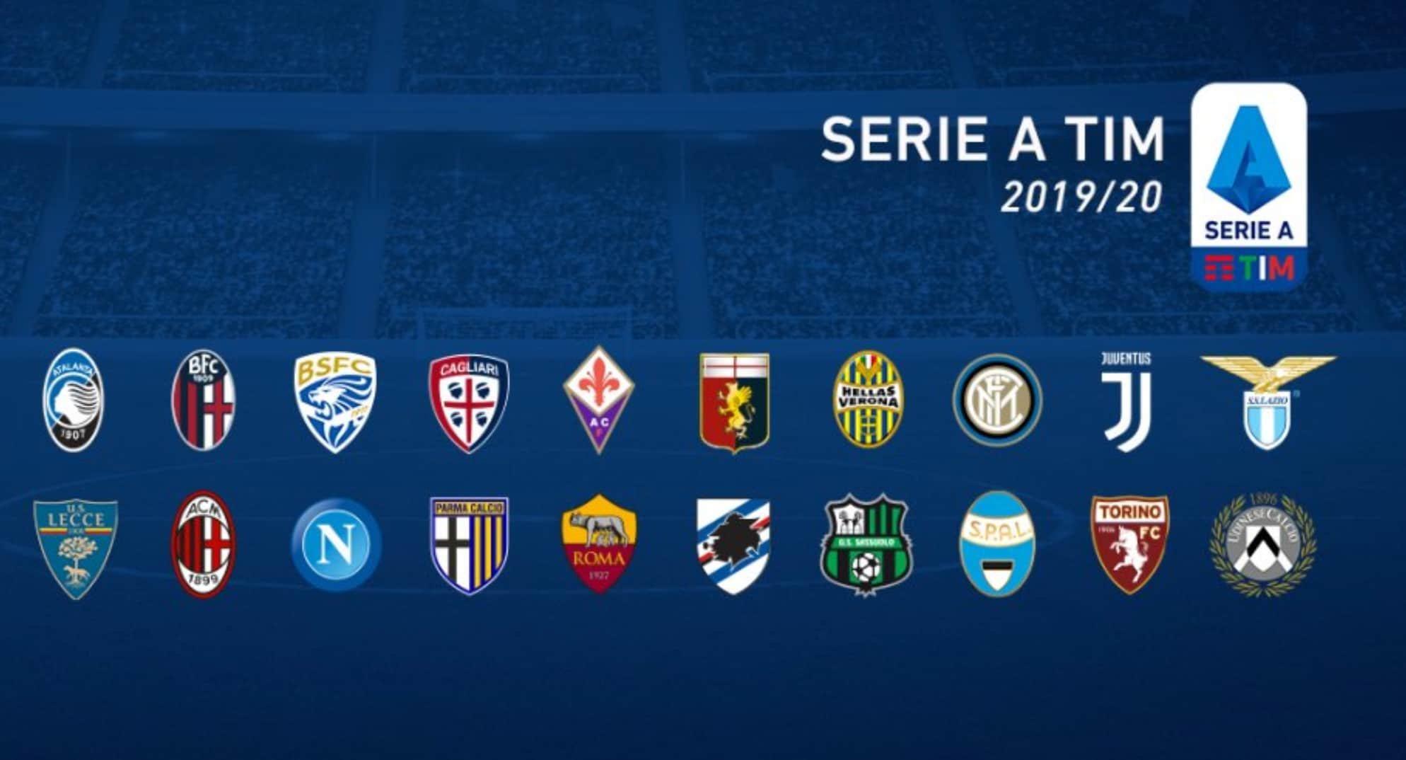 Serie A Calendario Inter.Calendario Serie A Alla Prima Giornata Inter Lecce