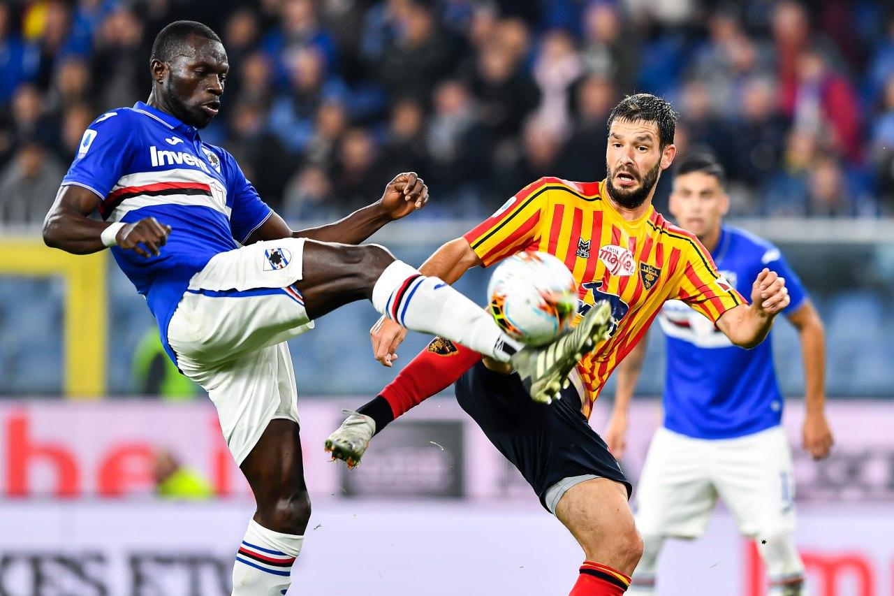 Lecce-Sampdoria, le formazioni ufficiali: tre punti per la salvezza