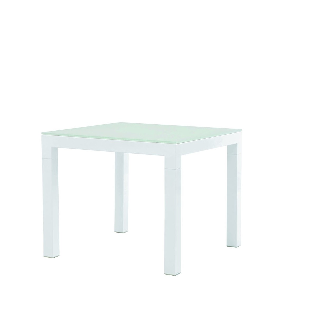 Casa Taupe Carre Table Espace Carr 90x90 ExtensibleStunning gf7Yb6yv