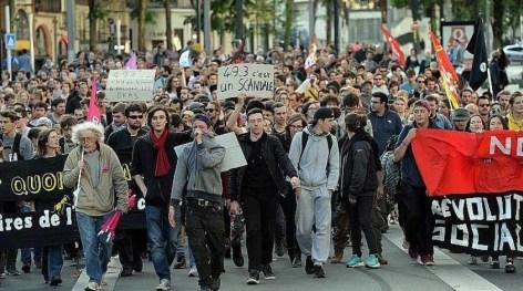 19 avril manifestation à Nantes
