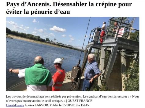 Ancenis et Atlantic'eau