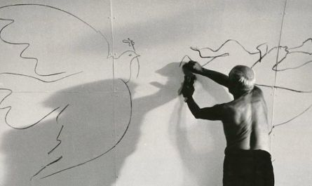 picasso illustrateur le cerf volant