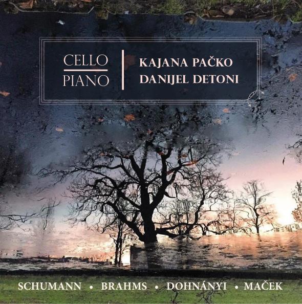 Cello and piano by Kajana Packo and Danijel Detoni