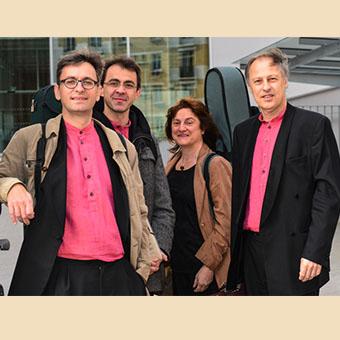 Quatuor Simon