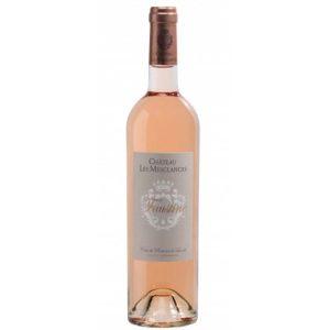 Château Les Mesclances La Londe Faustine Rosé 2020 BIO