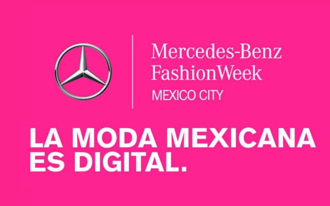 ASÍ FUE LA PRIMER  EDICIÓN DIGITAL DE FASHION WEEK MÉXICO
