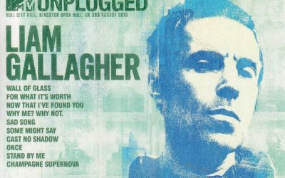 LIAM GALLAGHER LANZARÁ UN ÁLBUM MTV UNPLUGGED