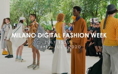 MILAN FASHION WEEK SE SUMA A LA TENDENCIA DIGITAL