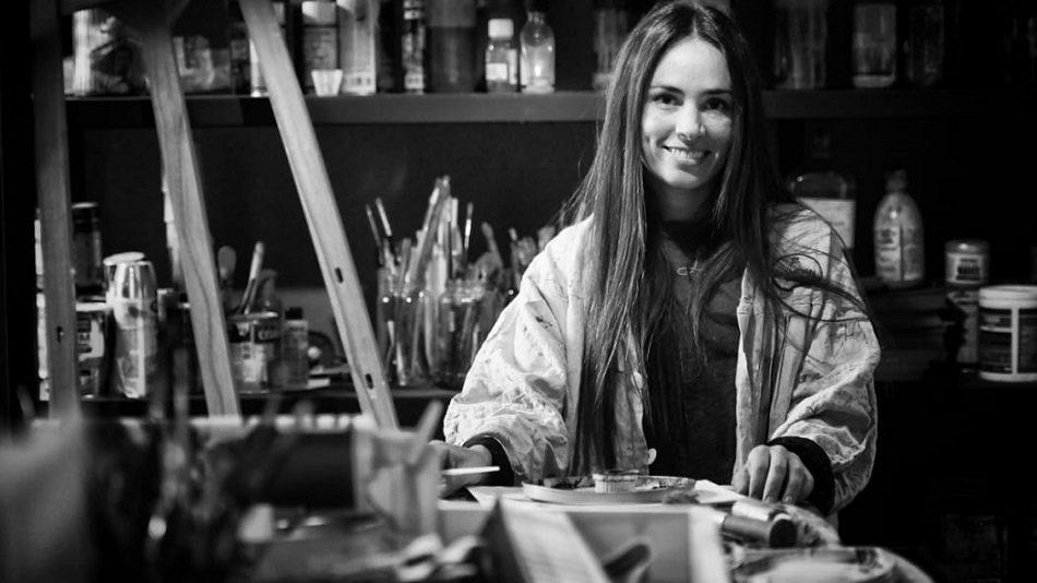 Florencia Aise, artista mendocina. Hiperrealismo | Le chat Magazine