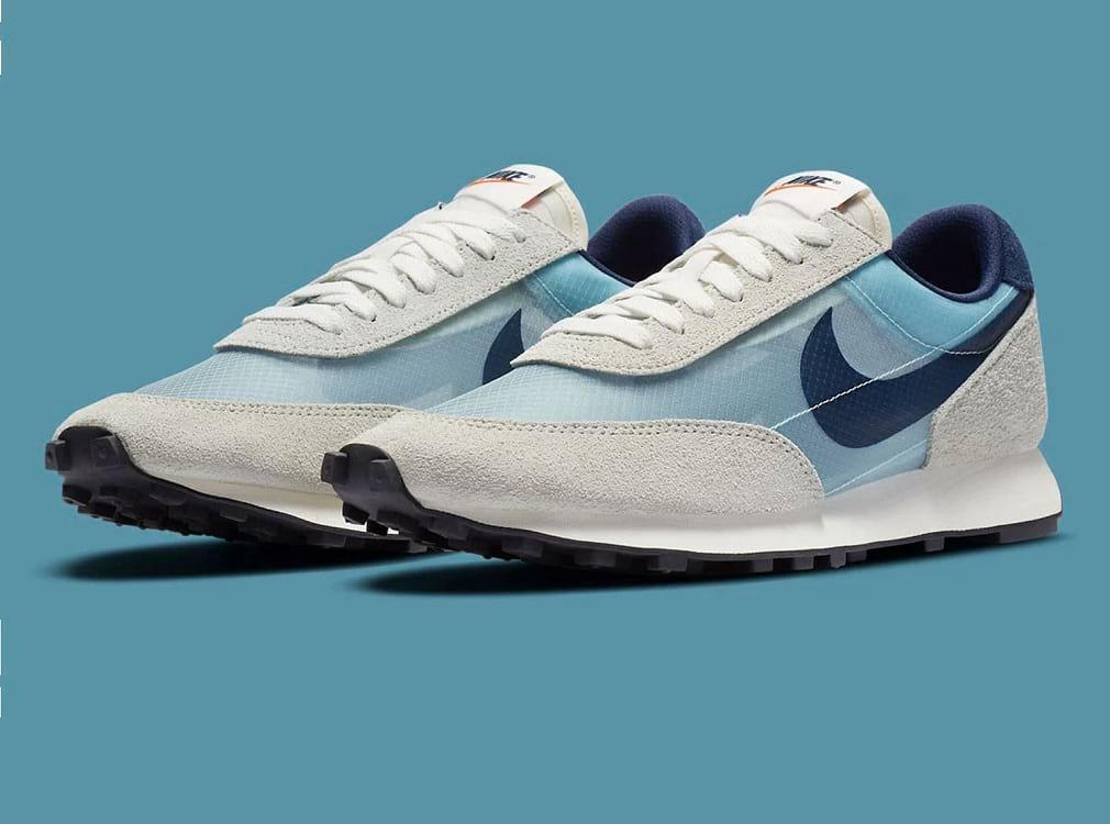 Las clásicas zapatillas Nike Daybreak regresaron renovadas esta temporada. No pueden faltar en tu guardarropa; añaden elegancia.