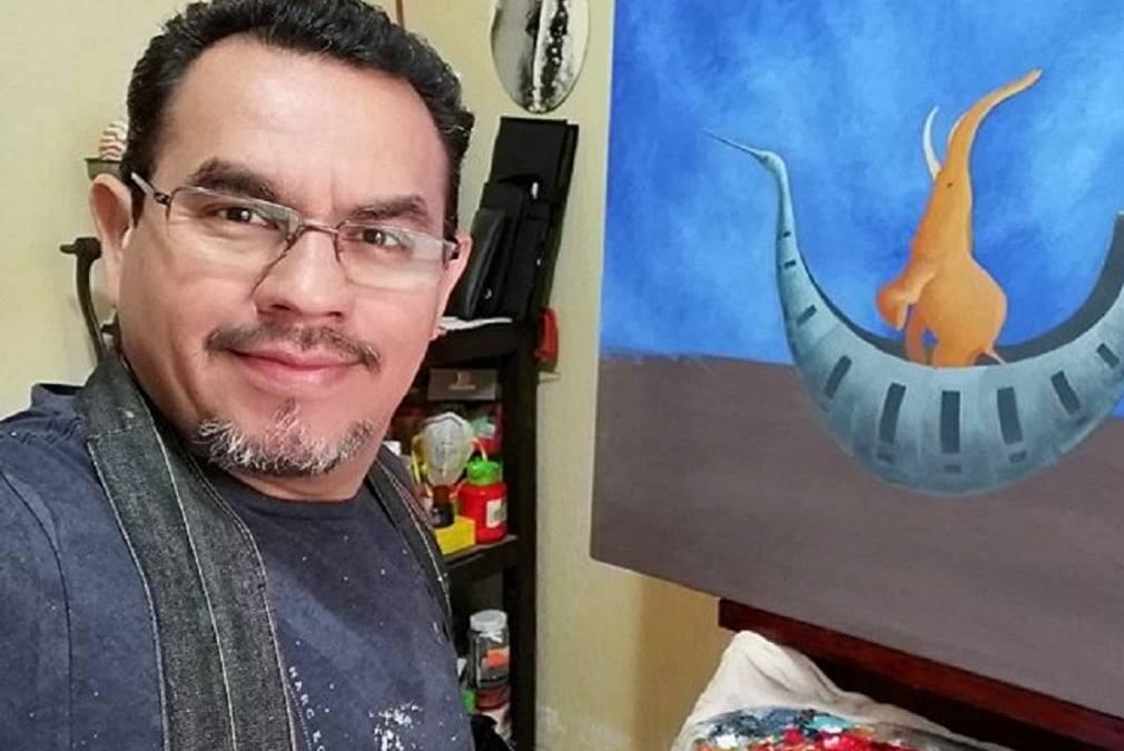 BAUTISTA COMALA ES NUESTRO ARTISTA VISUAL DE LA SEMANA
