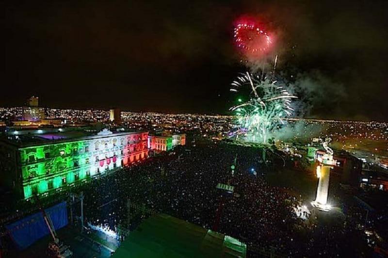 El grito de la independencia de México   cultura   Le chat magazine