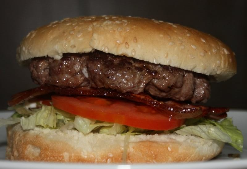 Hamburguesas caseras, hamburguesas hechas en casa