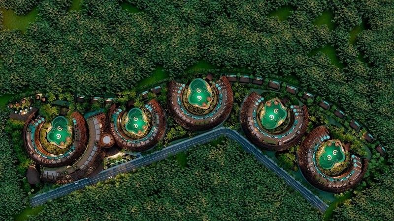 Cocoon Hotel & Resort en Tulum | nido de pájaro | viajes | le chat magazine