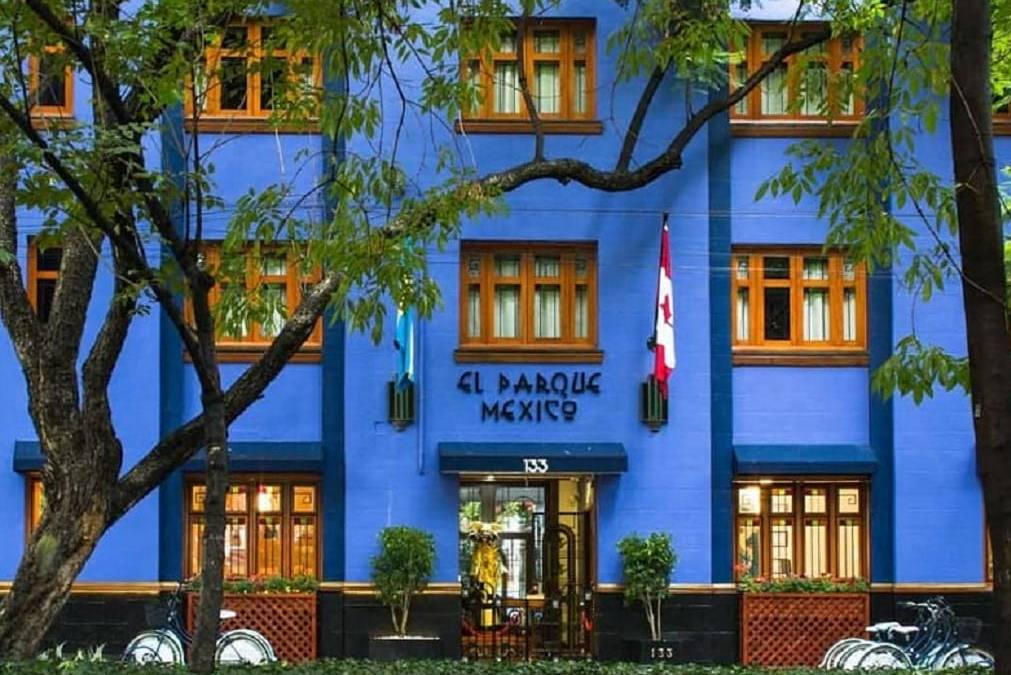 HOTEL PARQUE MÉXICO (CDMX), EL MEJOR DE LATINOAMÉRICA