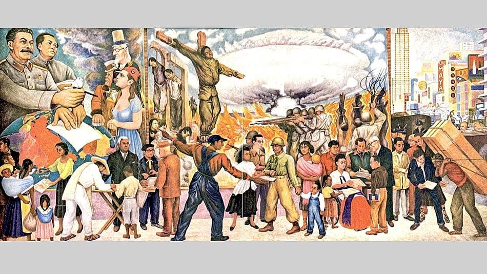 Estas obras de arte mexicanas se volvieron más famosas tras su desaparición. Te decimos cuáles son y en cuánto están valuadas.