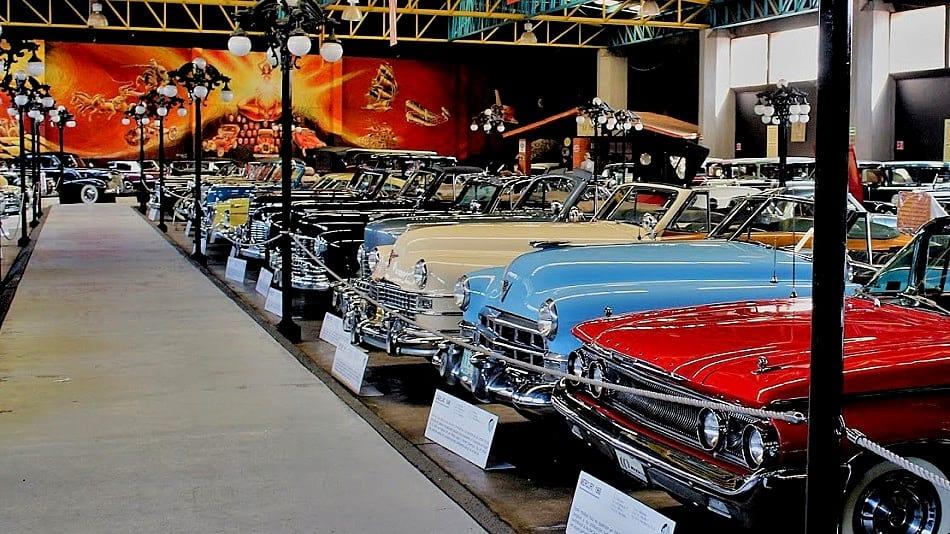 MUSEOS DEL AUTOMÓVIL QUE TIENES QUE VISITAR EN MÉXICO |LE CHAT MAGAZINE|REVISTA DIGITAL