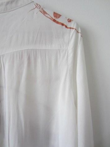 White, 12/40, Back - SOLD