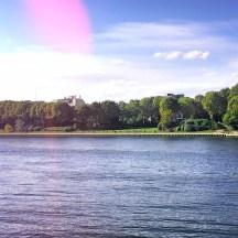 Parc Robinson & La Seine