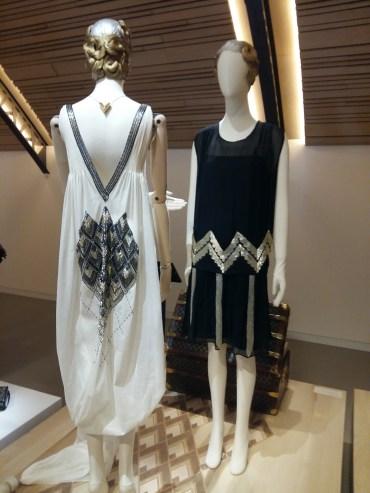 Monogramme en haute couture