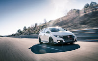 Honda Civic Type R - crédit : Honda