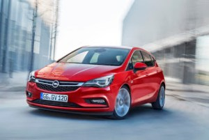 Opel Astra _ photo Opel