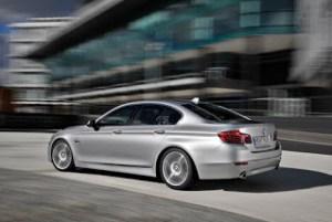 BMW Serie 5 _ image BMW