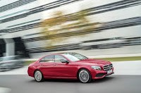 Mercedes Classe E _ Photo Mercedes