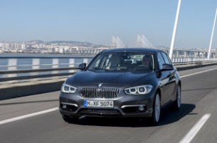 BMW Série 1 _ image BMW