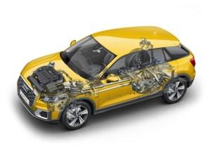 Audi Q2 _ illustration Audi