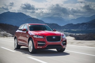 Jaguar F-Pace - photo Jaguar