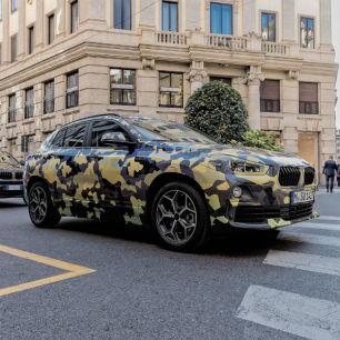 BMW X2 camouflé_image BMW