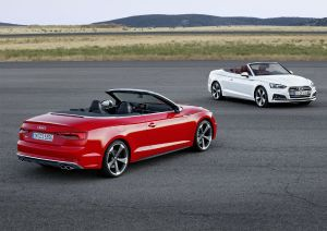 Audi A5 Cabriolet _ photo Audi