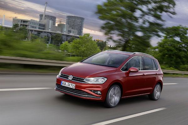 Volkswagen Golf Sportsvan _ image Volkswagen