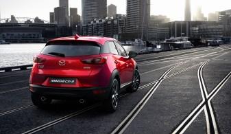 Mazda CX-3 _ image Mazda