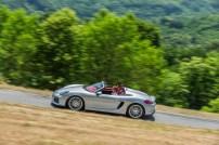 Porsche Boxster Spyder _ image Porsche