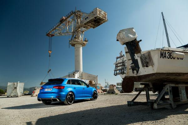 Audi RS3 Sportback _ image Audi