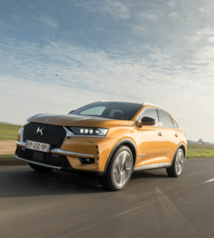 DS 7 CrossBack _ photo DS