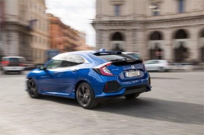 Honda Civic _ image photo