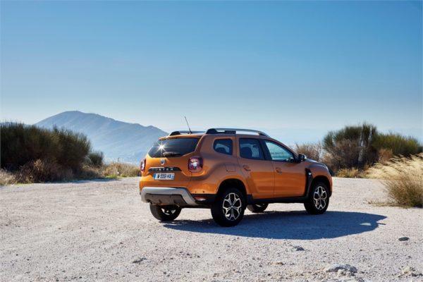 Dacia Duster _ image Renault _ JeanBrice LEMAL