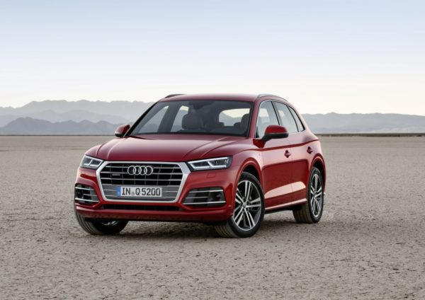 Audi Q5 _ image Audi