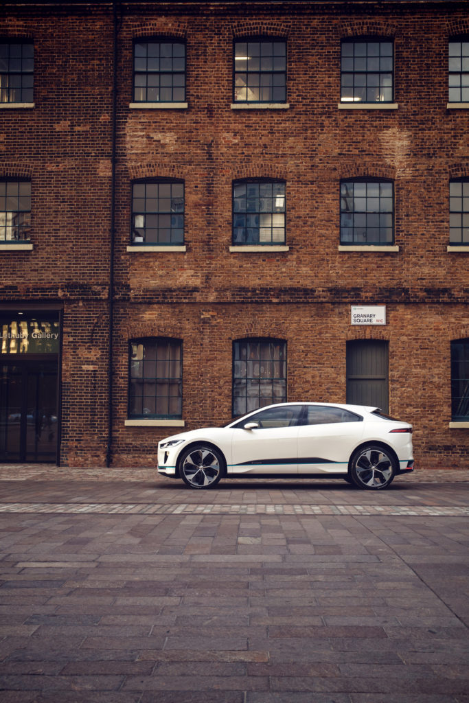 Jaguar i Pace _ photo JLR