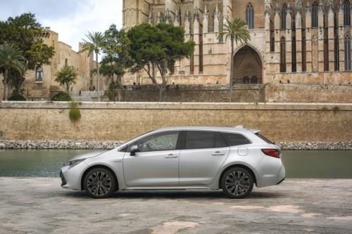Toyota Corolla _ image Toyota