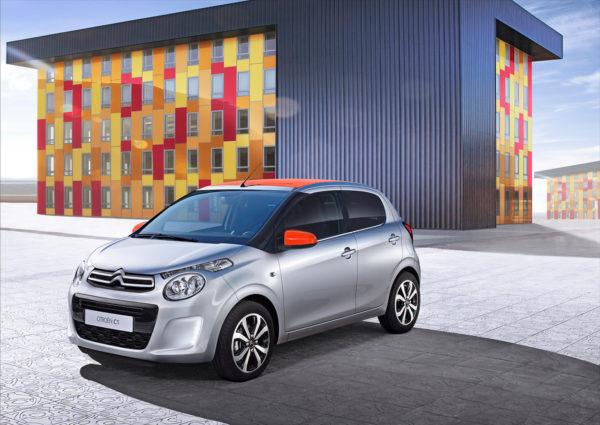 Citroën C1 _ image Citroën