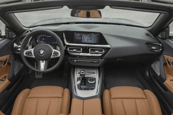 BMW Z4 _ image BMW