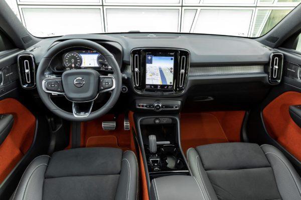 Volvo XC40 Recharge T5 _ image Volvo