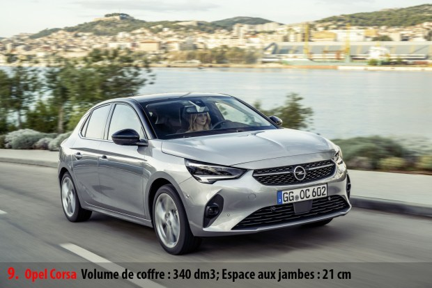 Opel Corsa _ image Opel