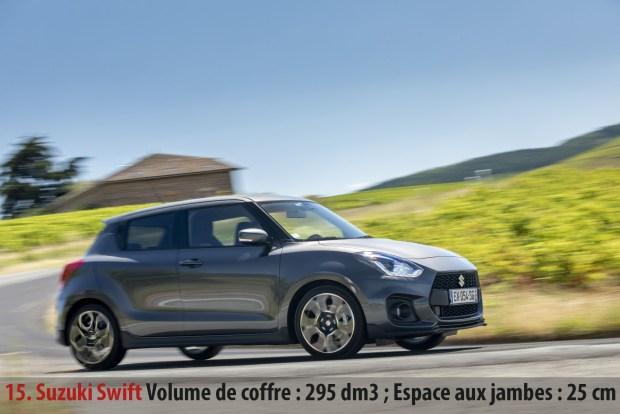 Suzuki Swift _ image Suzuki