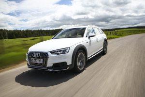Audi A4 allroad - image Audi